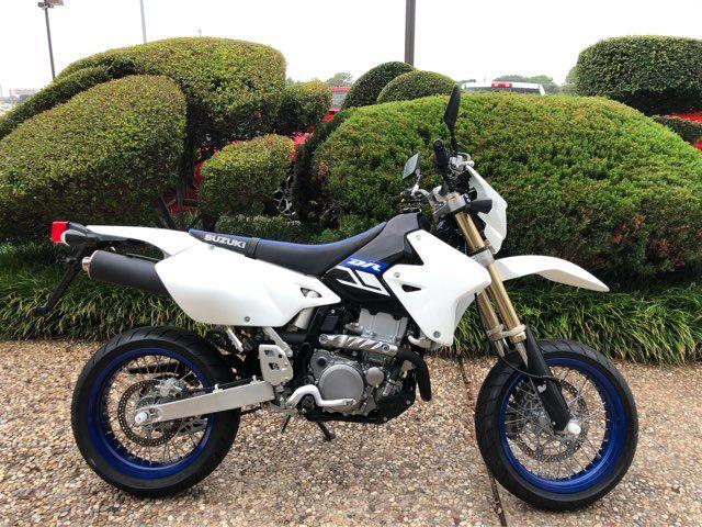 2019 Suzuki DRZ400