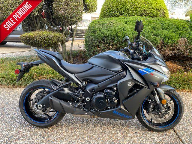 2019 Suzuki GSX-S1000FZ