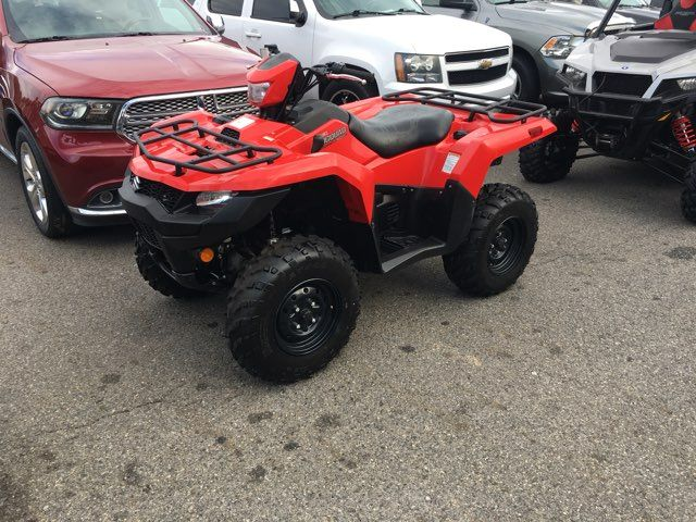 2019 Suzuki Kingquad  - John Gibson Auto Sales Hot Springs in Hot Springs Arkansas