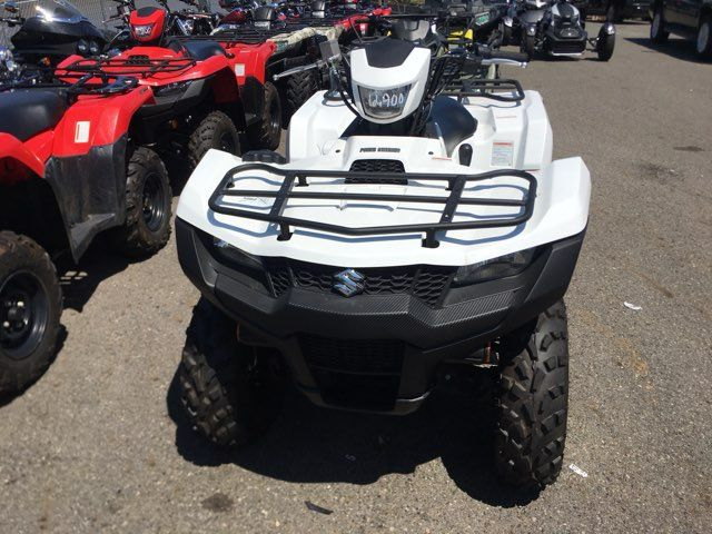2019 Suzuki Kingquad LT 500  - John Gibson Auto Sales Hot Springs in Hot Springs Arkansas