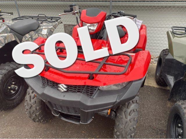 2019 Suzuki KINGQUAD LT  - John Gibson Auto Sales Hot Springs in Hot Springs Arkansas