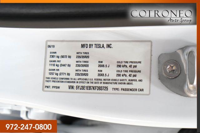 2019 Tesla Model 3 Long Range All-Wheel Drive Performance in Addison, TX 75001