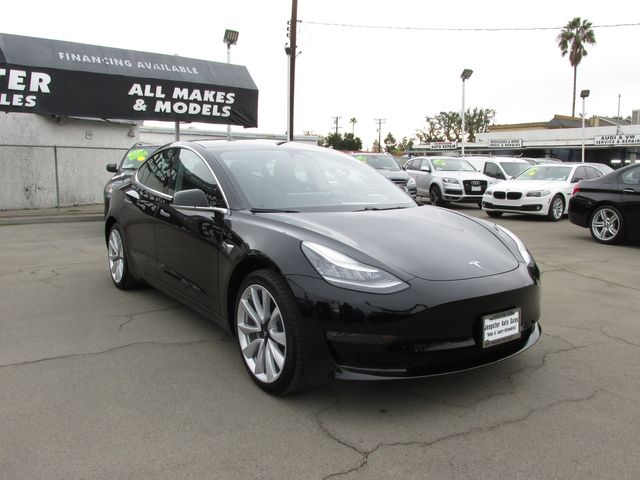 2019 Tesla Model 3 Standard Range Plus in Costa Mesa, California 92627