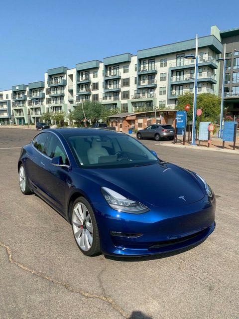 2019 Tesla Model 3 Long Range Houston, Texas