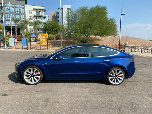 2019 Tesla Model 3 Long Range Houston, Texas 5