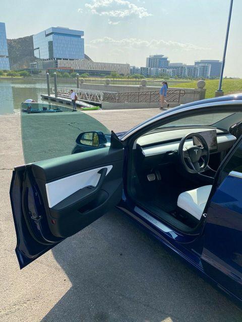 2019 Tesla Model 3 Long Range Houston, Texas 7