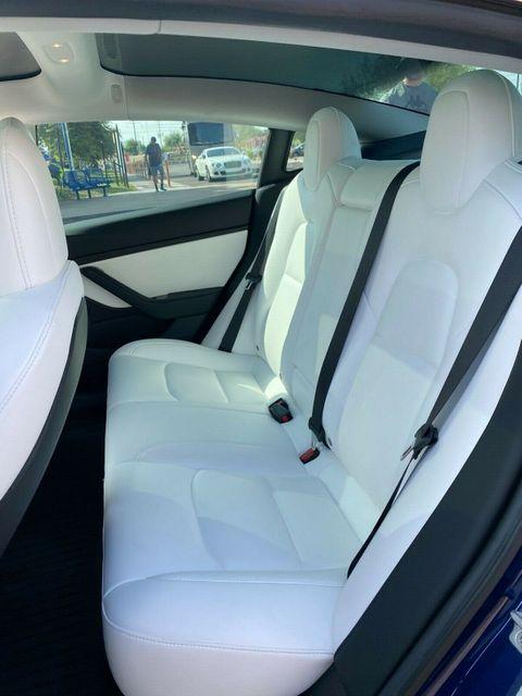 2019 Tesla Model 3 Long Range Houston, Texas 9