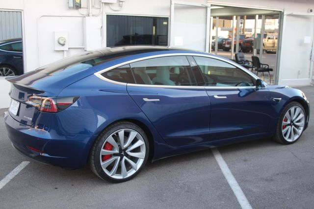 2019 Tesla Model 3 Long Range(PERFORMANCE EDITION) Houston, Texas 11