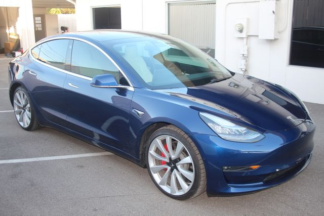 2019 Tesla Model 3 Long Range(PERFORMANCE EDITION) Houston, Texas 4