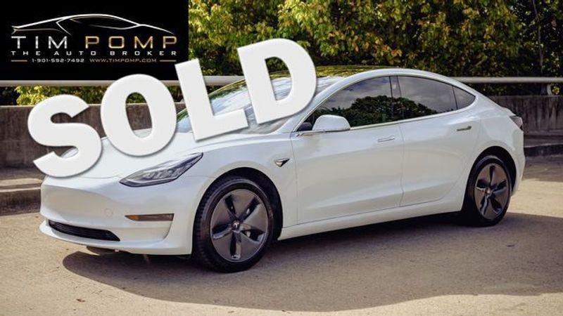 2019 Tesla Model 3 Standard Range Plus   Memphis, Tennessee   Tim Pomp - The Auto Broker in Memphis Tennessee