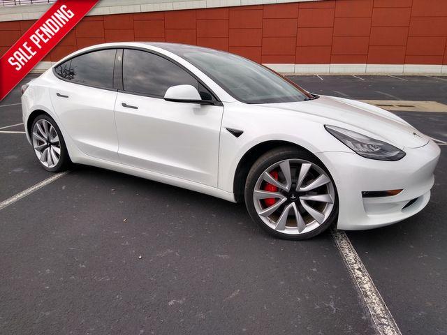 2019 Tesla Model 3 Performance W/ Full Self Drive