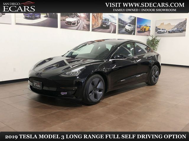 2019 Tesla Model 3 Long Range in San Diego, CA 92126