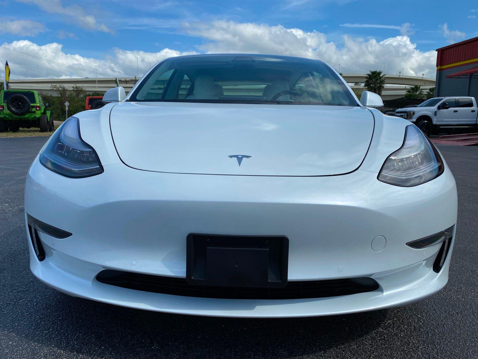 2019 Tesla Model 3 WHITEWHITE AUTOPILOT SELF DRIVING ...