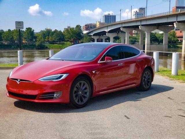 2019 Tesla Model S 100D w/ FSD