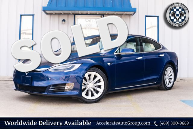 2019 Tesla Model S LONG RANGE AUTOPILOT CLEAN CARFAX ONE OWNER NICE! in Rowlett