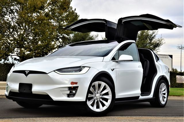 Used Tesla Model X Los Angeles Ca