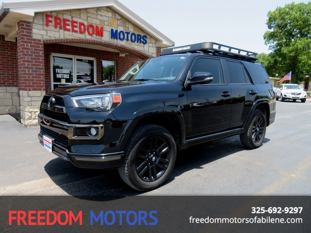 2019 Toyota 4Runner Limited 4x4 Nightshade