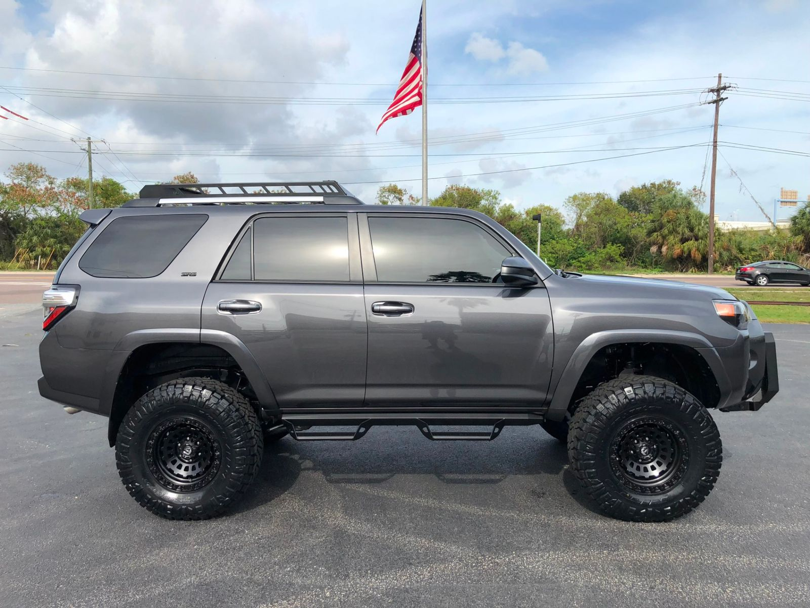 2019 Toyota 4Runner CUSTOM LIFTED FABTECH 35s FUEL N-FAB ...