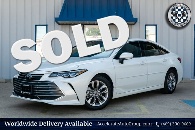 2019 Toyota Avalon XLE in Rowlett