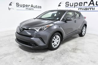 2019 Toyota C-HR LE in Doral, FL 33166