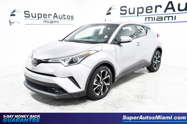 2019 Toyota C-HR XLE in Doral, FL 33166