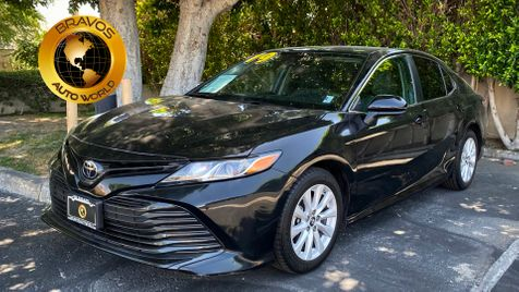 2019 Toyota Camry LE in cathedral city