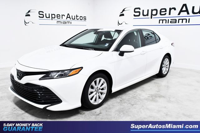 2019 Toyota Camry LE in Doral, FL 33166