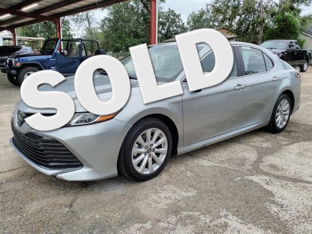 2019 Toyota Camry LE Houston, Mississippi