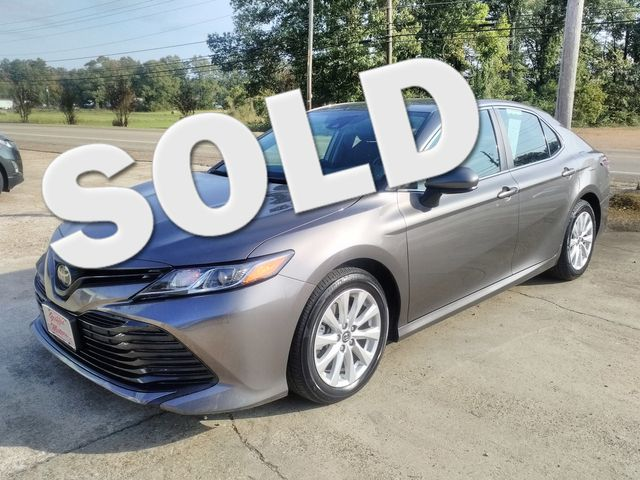 2019 Toyota Camry LE Houston, Mississippi