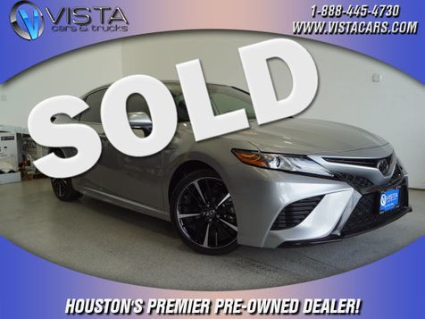 2019 Toyota Camry XSE in Houston, Texas
