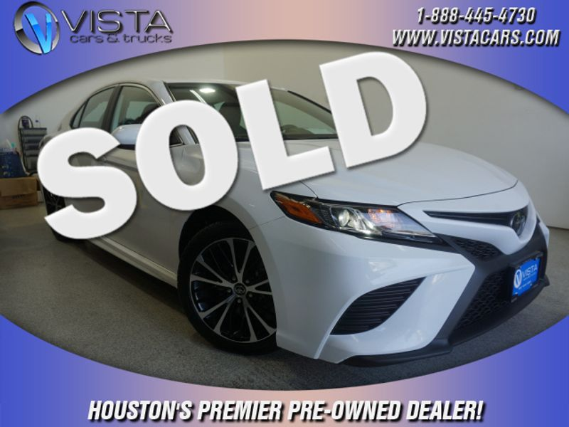 2019 Toyota Camry LE  city Texas  Vista Cars and Trucks  in Houston, Texas
