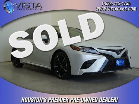 2019 Toyota Camry XSE V6 in Houston, Texas