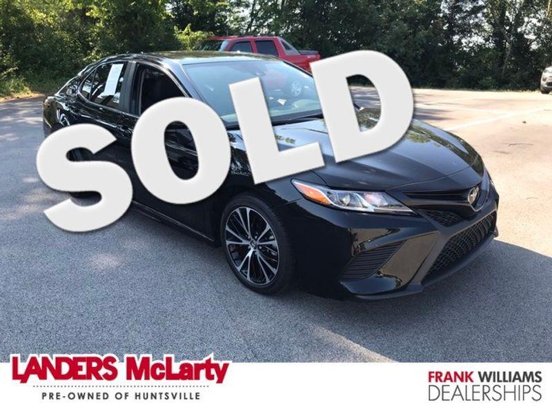 2019 Toyota Camry SE | Huntsville, Alabama | Landers Mclarty DCJ & Subaru in Huntsville Alabama