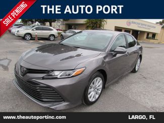 2019 Toyota Camry LE in Largo Florida, 33773