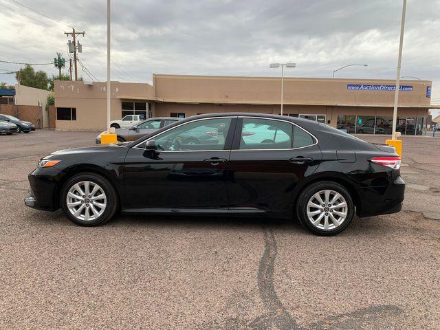 2019 Toyota Camry LE FULL MANUFACTURER WARRANTY Mesa, Arizona 1
