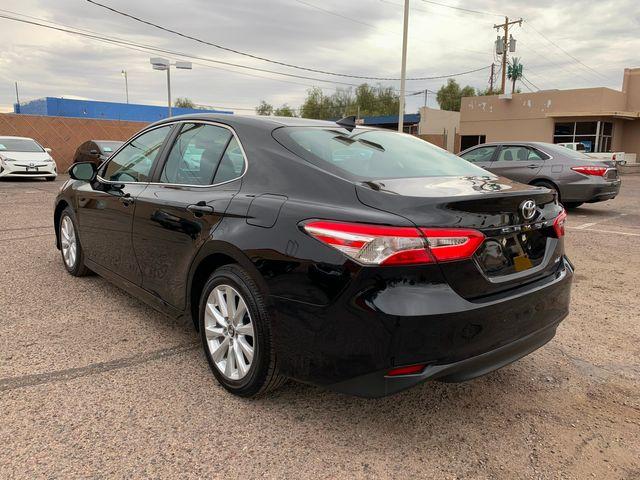 2019 Toyota Camry LE FULL MANUFACTURER WARRANTY Mesa, Arizona 2