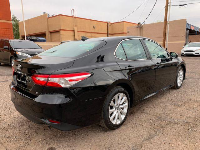 2019 Toyota Camry LE FULL MANUFACTURER WARRANTY Mesa, Arizona 4