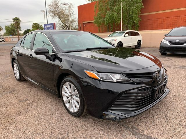 2019 Toyota Camry LE FULL MANUFACTURER WARRANTY Mesa, Arizona 6