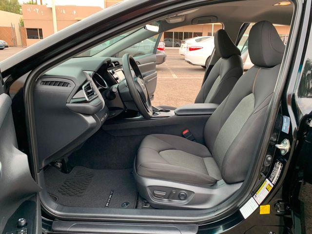 2019 Toyota Camry LE FULL MANUFACTURER WARRANTY Mesa, Arizona 9