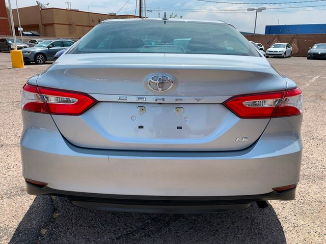 2019 Toyota Camry LE FULL MANUFACTURER WARRANTY Mesa, Arizona 3