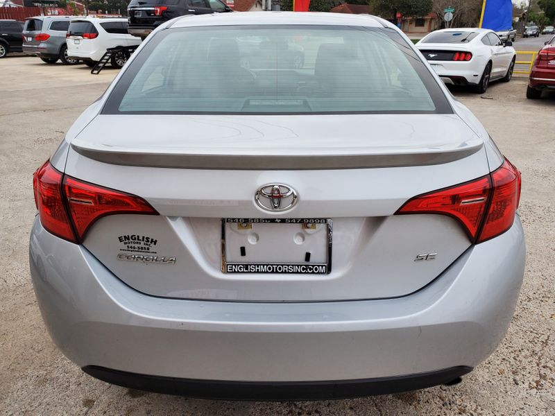 2019 Toyota Corolla SE  Brownsville TX  English Motors  in Brownsville, TX