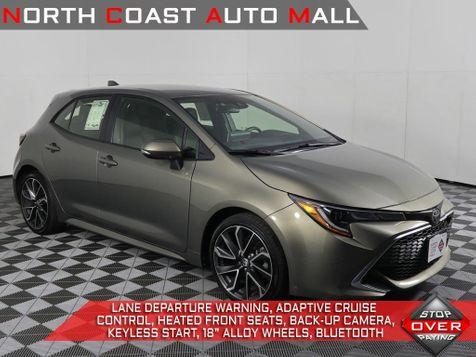 2019 Toyota Corolla Hatchback XSE in Cleveland, Ohio