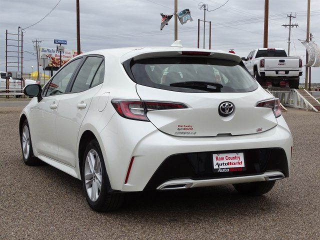 2019 Toyota Corolla Hatchback SE in Marble Falls, TX 78654
