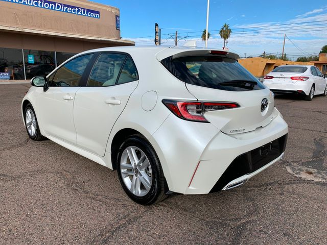 2019 Toyota Corolla Hatchback SE FULL MANUFACTURER WARRANTY Mesa, Arizona 2