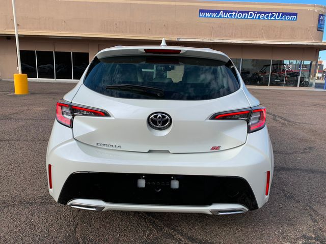 2019 Toyota Corolla Hatchback SE FULL MANUFACTURER WARRANTY Mesa, Arizona 3