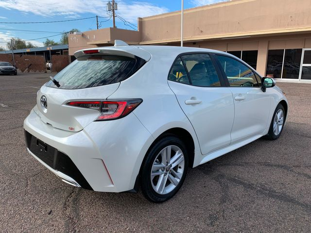 2019 Toyota Corolla Hatchback SE FULL MANUFACTURER WARRANTY Mesa, Arizona 4