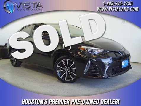 2019 Toyota Corolla SE in Houston, Texas