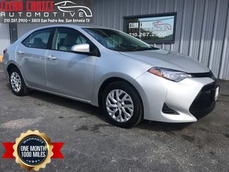 2019 Toyota Corolla LE in San Antonio, TX 78212