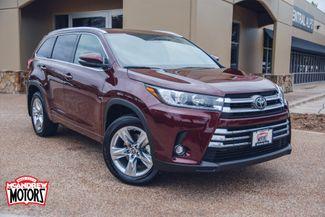 2019 Toyota Highlander Limited in Arlington, Texas 76013