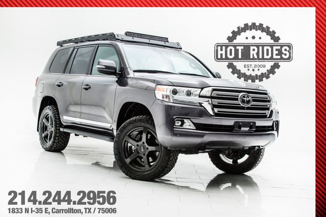2019 Toyota Land Cruiser Lifted With Upgrades in Carrollton, TX 75006